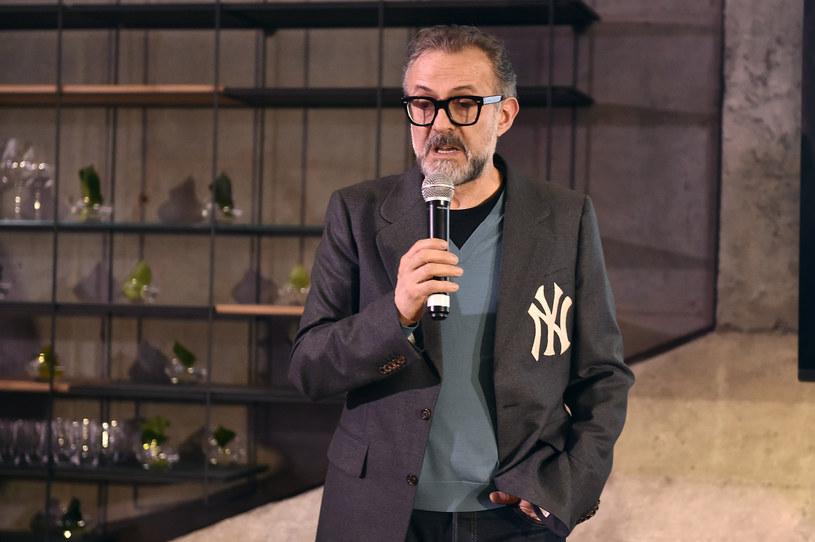 Massimo Bottura /AKPA