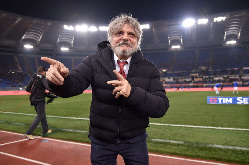Massimo Ferrero /East News