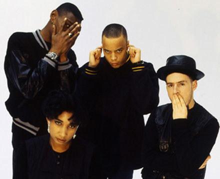 """Massive Attack z Sharą Nelson, ktora zaśpiewała w """"Unfinished Sympathy"""" /"""