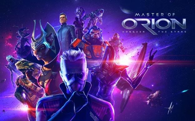 Master of Orion /materiały prasowe