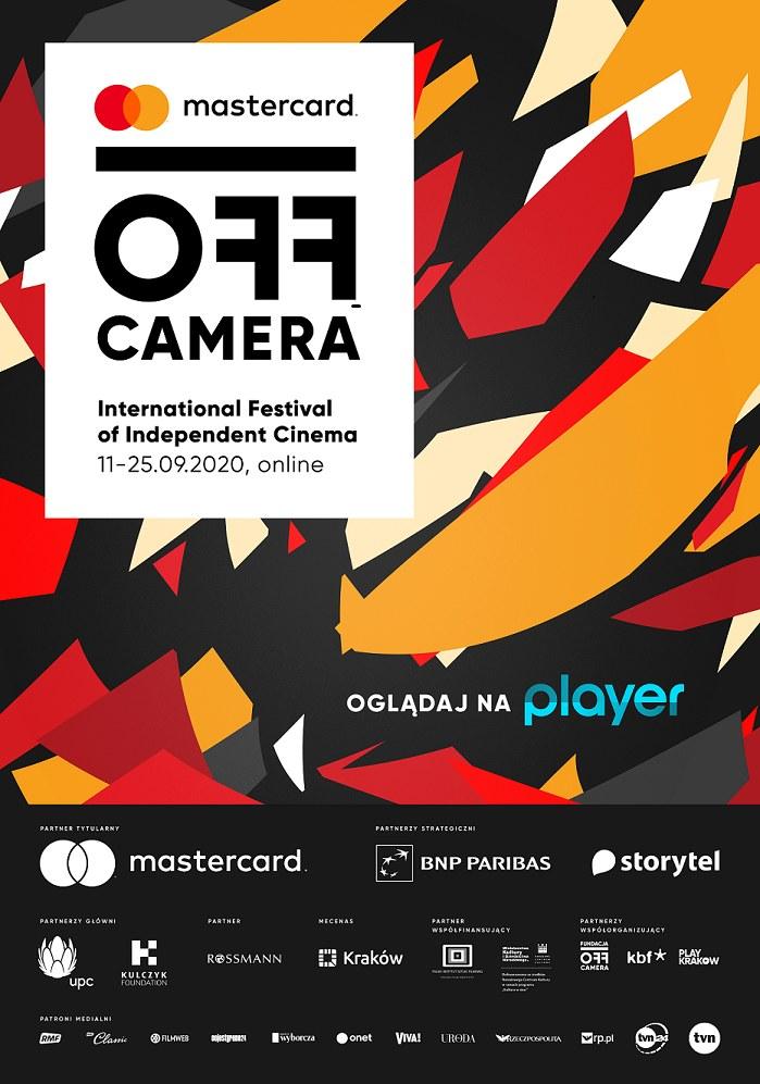 Mastercard Off Camera: Wyjątkowa edycja festiwalu już we wrześniu /materiały prasowe /