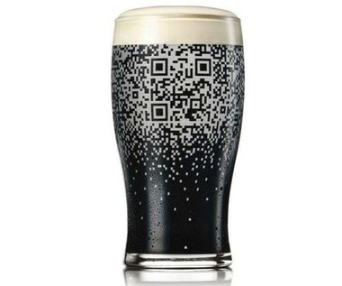 Masz 1 nową wiadomość ukrytą w... kuflu do piwa