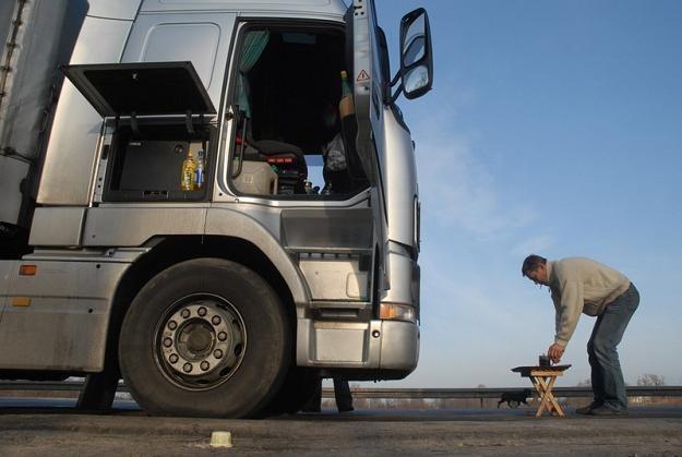 Masz ciężarówkę? Zapłać podatek do 15 lutego. Fot. Kuba Suszek /Reporter