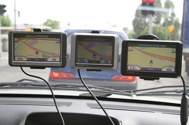 Masz legalnego GPS-a? / Fot: Wojciech Traczyk /Agencja SE/East News
