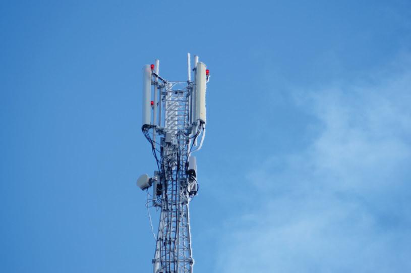Maszty komórkowe do sieci 5G dewastowane w Wielkiej Brytanii /123RF/PICSEL