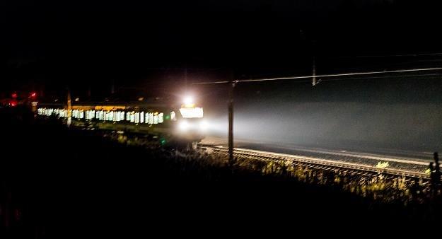Maszyna jest najszybszym pojazdem skonstruowanym i wyprodukowanym w Polsce, fot. Andrzej Grygiel /PAP