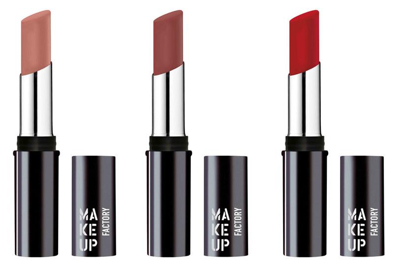 Mat Lip Stylo Make Up Factory /materiały prasowe