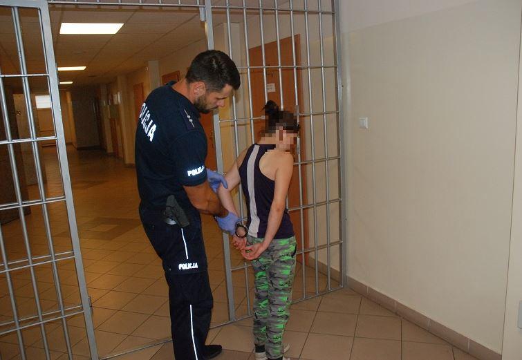 Matce grozi do 5 lat więzienia /Policja Człuchów /Policja