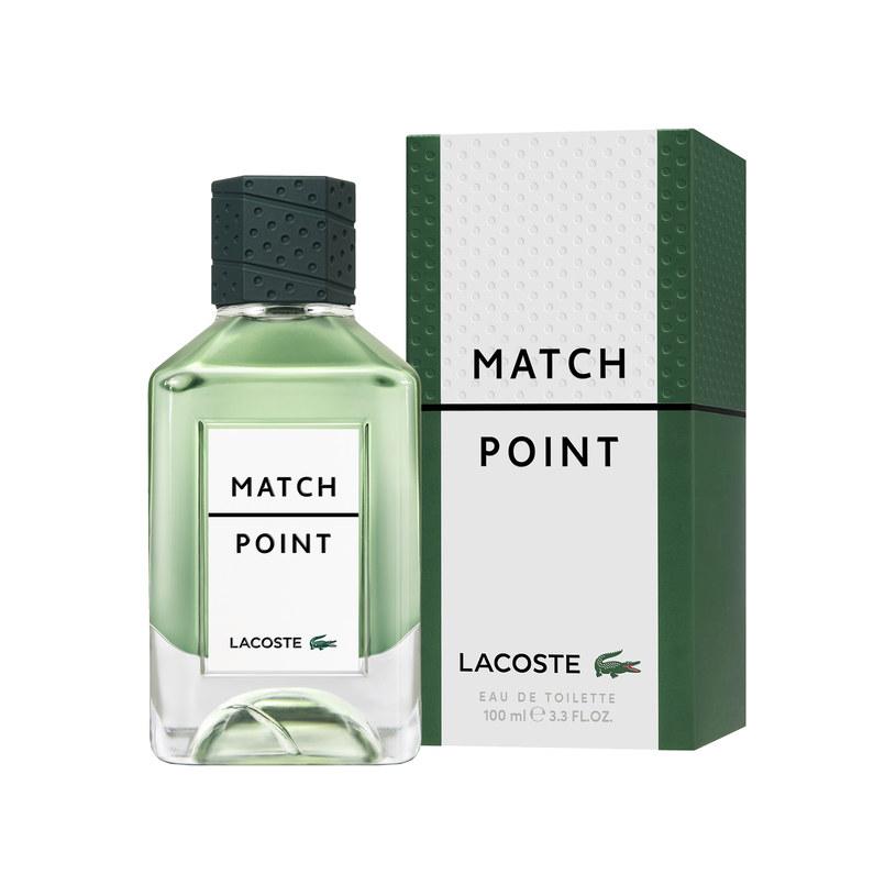 Match Point, Lacoste /materiały prasowe