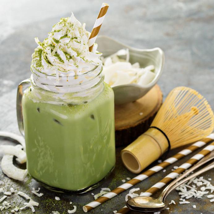 Matcha latte /©123RF/PICSEL