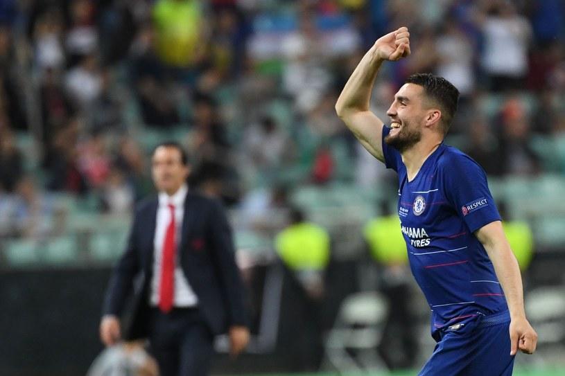 Mateo Kovaczić zostaje w Chelsea /AFP KIRILL KUDRYAVTSEV /AFP