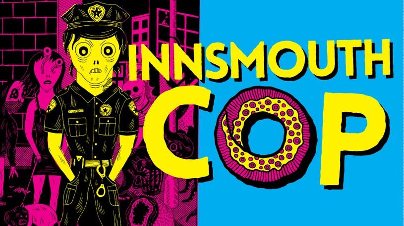 Materiał graficzny z Innsmouth Cop /materiały prasowe