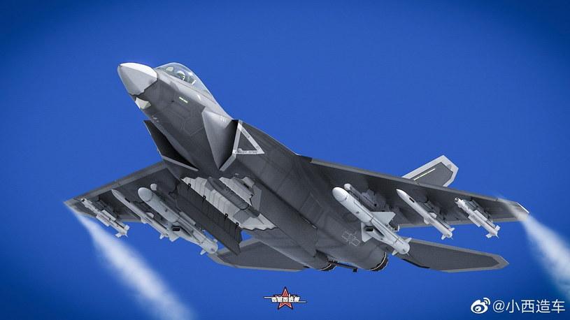 Materiały udostępnione przez Aviation Industry Corp of China /materiały prasowe