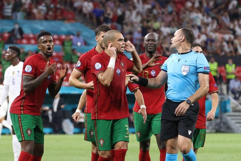 Mateu Lahoz /AFP/POOL BERNADETT SZABO /AFP