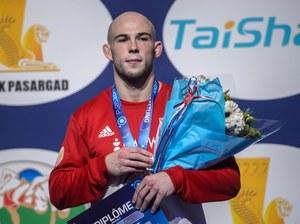 Mateusz Bernatek wicemistrzem świata. Trener: To wielki talent