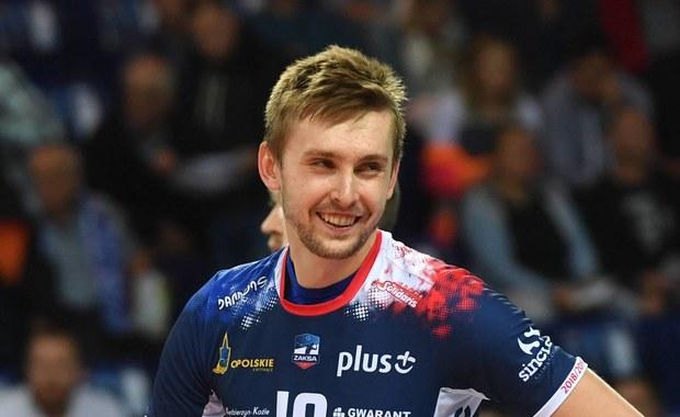 Mateusz Bieniek potwierdza: Po sezonie odchodzę z ZAKSY Kędzierzyn-Koźle