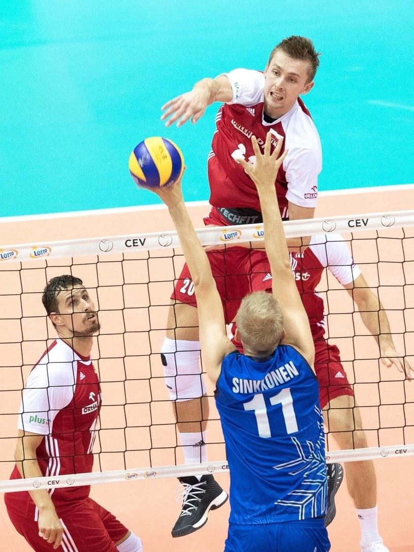Mateusz Bieniek /fot. Andrzej Iwanczuk /Reporter