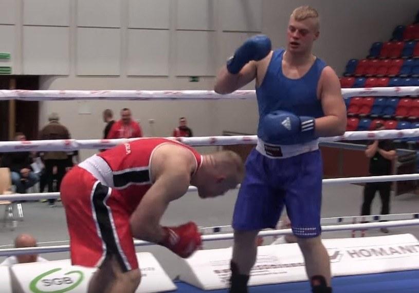 Mateusz Cielepała i Kacper Meyna /bokser.org