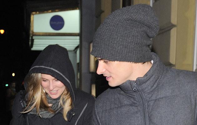Mateusz Damięcki i Paulina Andrzejewska /Jarosław Antoniak /MWMedia