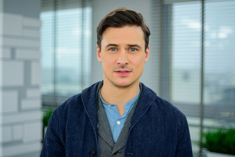 Mateusz Damięcki napisał wzruszający post o swojej żonie /Tomasz Urbanek/DDTVN /East News