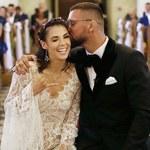 Mateusz Gamrot wziął ślub. Na weselu bawiła się Joanny Jędrzejczyk
