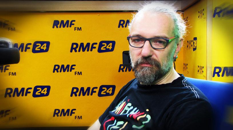 Mateusz Kijowski /Kamil Młodawski /RMF FM