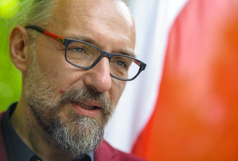 Mateusz Kijowski /Rafal Oleksiewicz/REPORTER /Reporter