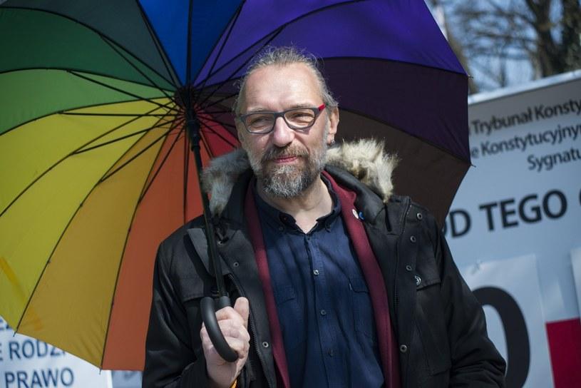 Mateusz Kijowski /JAKUB WOSIK/REPORTER /Reporter