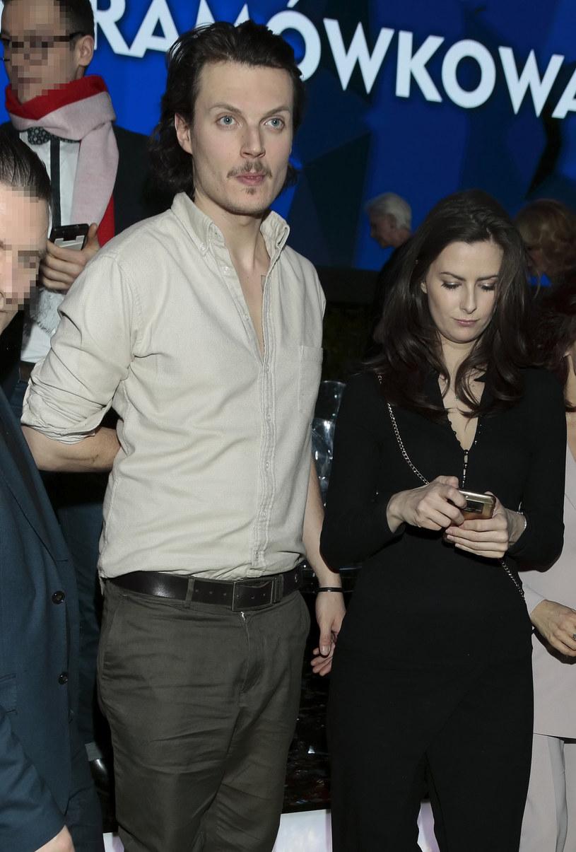 Mateusz Król i Laura Breszka /Adam Jankowski/REPORTER /East News