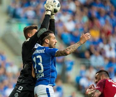 Mateusz Lis po meczu Lech Poznań - Wisła Kraków (2-5). Wideo