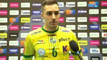 Mateusz Malinowski (Warta Zawiercie): Udział w Pucharze Polski będzie wspaniałą przygodą (POLSAT SPORT). Wideo