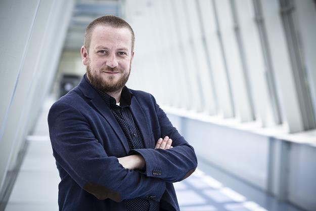 Mateusz Matyszkowicz, TVP. Fot. Wojtek Górski /FORUM