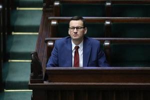 Mateusz Morawiecki apeluje do Tomasza Grodzkiego o zwołanie Senatu