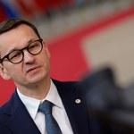 Mateusz Morawiecki chce zbadania działań Gazpromu. Oczekuje reakcji Komisji Europejskiej
