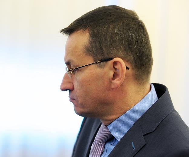 Mateusz Morawiecki /fot. Jan Bielecki /East News