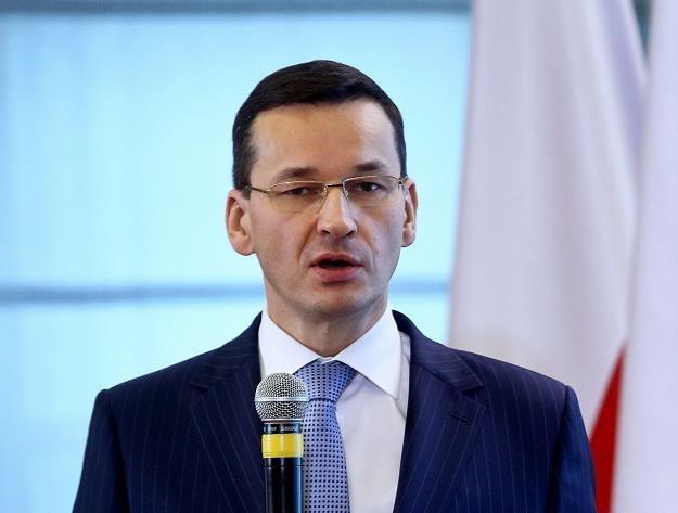 Mateusz Morawiecki /fot. Rafał Guz /PAP