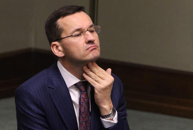 Mateusz Morawiecki /fot. Sławomir Kamiński Agencja Gazeta /