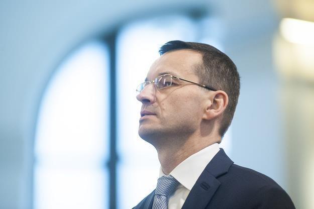 Mateusz Morawiecki. Fot. Wojciech Stróżyk /Reporter