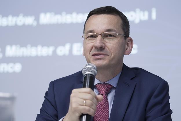 Mateusz Morawiecki liczy na większe wpływy z podatków /PAP