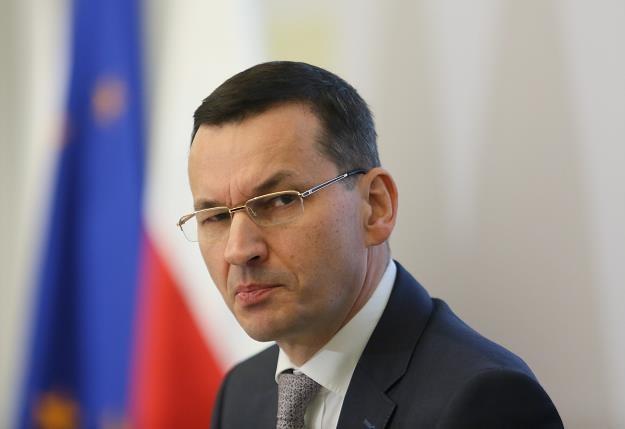 Mateusz Morawiecki, minister finansów, rozwoju, szef KERM i wicepremmier /PAP