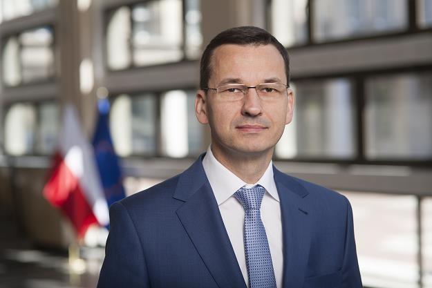Mateusz Morawiecki, minister rozwoju, finansów, szef KERM, wicepremier /Informacja prasowa