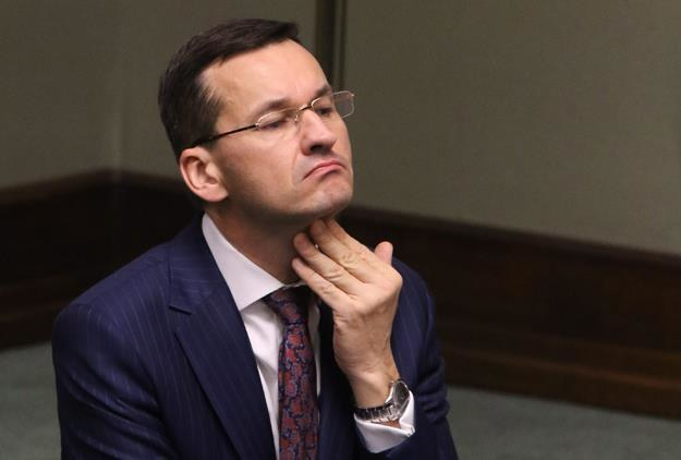 Mateusz Morawiecki, minister rozwoju. Fot. Sławomir Kamiński /AGENCJA GAZETA