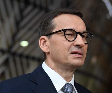 Mateusz Morawiecki: NBP dostrzegł problem inflacji