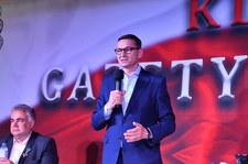 Mateusz Morawiecki o Polskim Ładzie: Ja nie chcę ciągle gonić zachodu