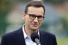 Mateusz Morawiecki odpowiada na propozycję Tuska. Mówi o rzeczowej dyskusji