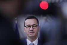 Mateusz Morawiecki: Potwierdziłem Angeli Merkel gotowość do zawetowania budżetu UE