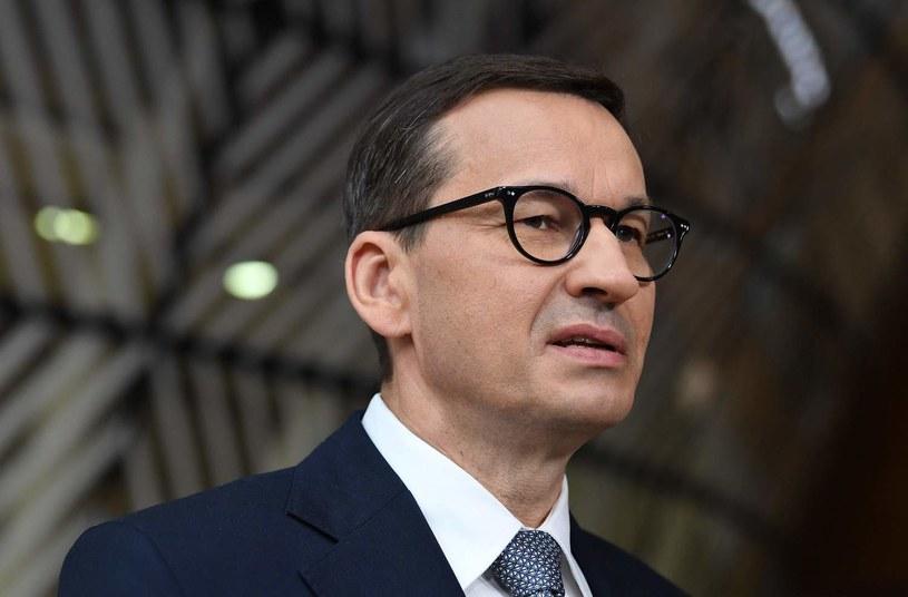 Mateusz Morawiecki, premier polskiego rządu /AFP