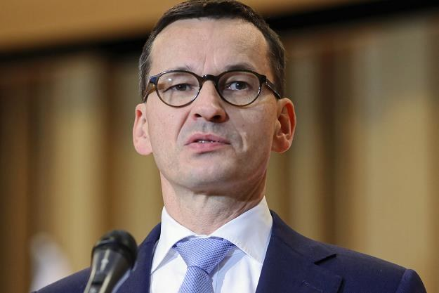 Mateusz  Morawiecki, premier rządu RP /PAP