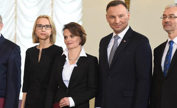 Mateusz Morawiecki przedstawił nowy rząd [INFOGRAFIKA]