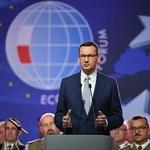 Mateusz Morawiecki: Przystąpienie dziś do strefy euro - wysoce ryzykowne